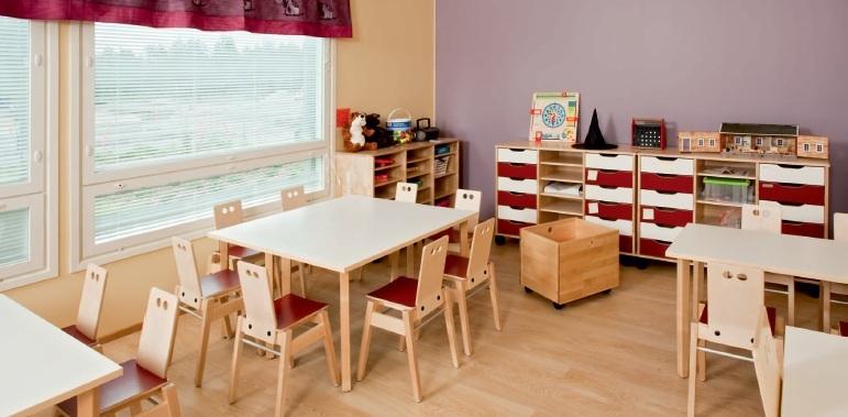 Woodi - мебель для детского сада - bogart.